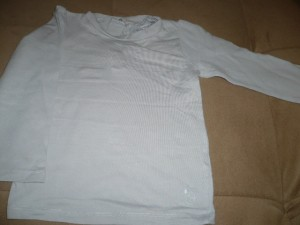 T-shirt ML gris In Extenso 1,5 E